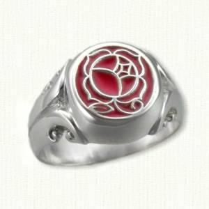 Utena Signet Ring